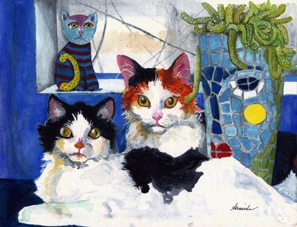 Willow s kitties